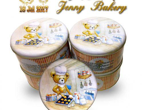 Jenny Bear The Baker
