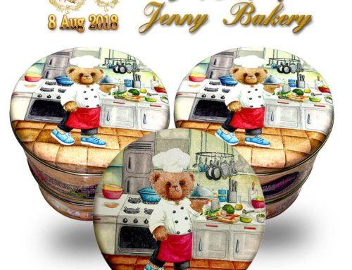 Gordon Bear the Master Chef