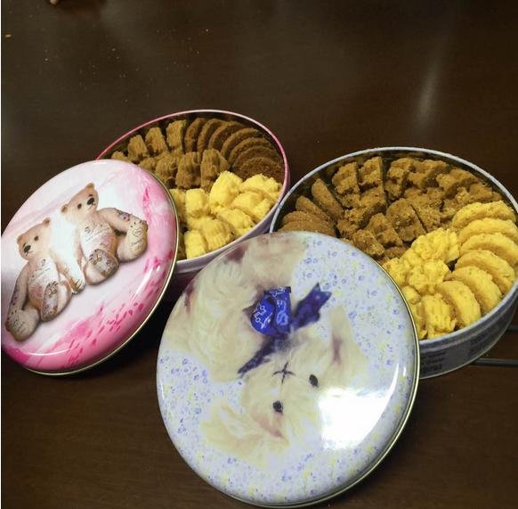 深圳90后出租屋里藏400万元的假冒曲奇饼